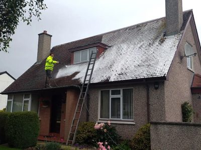 Roof Cleaning Wicklow