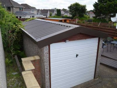 Corrugated Roofs