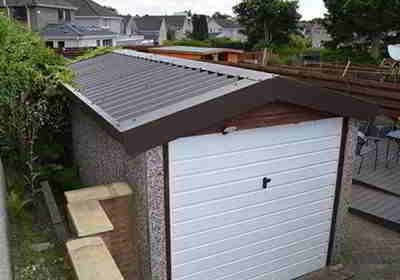 View Corrugated Roofs