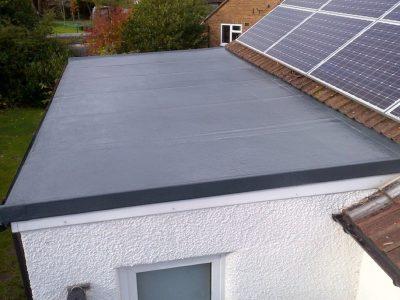 Felt Roof Repairs