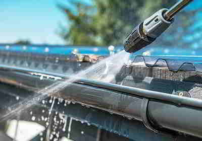 View Gutter Cleaning