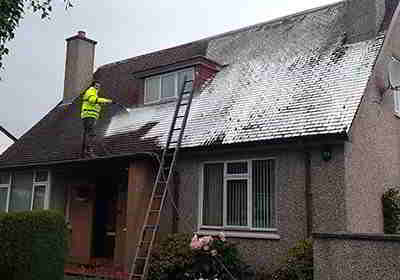 View Roof Cleaning