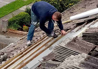 View Roofing Repairs