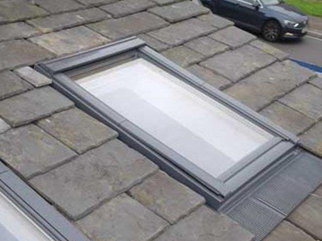 Skylight Repairs Dublin