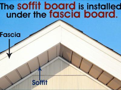 Soffits and Fascia